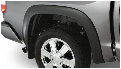 Bushwacker - Bushwacker Fender Flares,Toyota (2014) Tundra Rear Pair(OE Style)