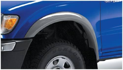 Bushwacker - Bushwacker Fender Flares,Toyota (1995-04) Tacoma Front Pair(Extend-A-Fender Flare)