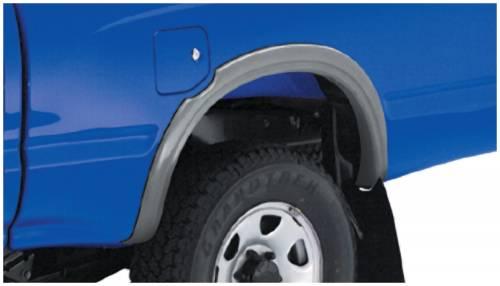 Bushwacker - Bushwacker Fender Flares,Toyota (1995-04) Tacoma Rear Pair(Extend-A-Fender Flare)