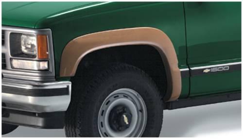 Bushwacker - Bushwacker Fender Flares, Chevy/GMC (1988-00) 1500/2500 (1992-99) /Yukon/Tahoe/Suburban (1992-00) 3500 Front Pair (OE Style)