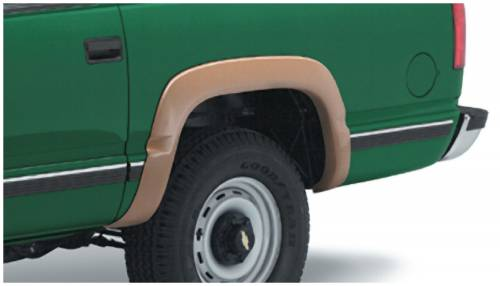 Bushwacker - Bushwacker Fender Flares,Chevy/GMC (1988-00) 1500/2500 (1992-99) /Yukon/Tahoe/Suburban (1992-00) 3500 Rear Pair(OE Style)