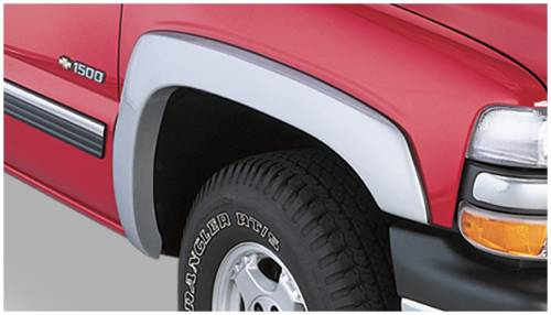 Bushwacker - Bushwacker Fender Flares, Chevy/GMC (1999-07) 1500/2500 (2001-07)3500 Front Pair (OE Style)