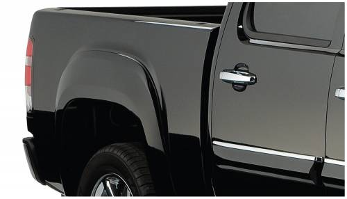 Bushwacker - Bushwacker Fender Flares,GMC (2007-13) 1500 Rear Pair(OE Style)