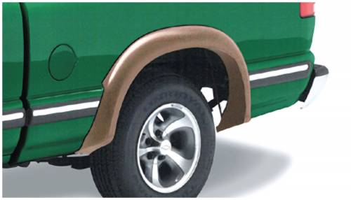 Bushwacker - Bushwacker Fender Flares,Chevy / GMC (1994-03) S10/Sonoma Rear Pair(Extend-A-Fender Flare)