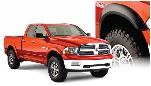 Bushwacker - Bushwacker Fender Flares,RAM (2009-14) 1500 Set of 4(Extend-A-Fender Flare)