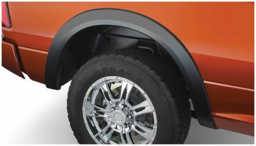 Bushwacker - Bushwacker Fender Flares,RAM (2009-14) 1500 Set of 4 (OE Style)