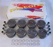 Mahle - Mahle PowerPak Performance Piston and Ring Kit (Small Block Mopar)