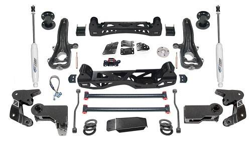 "Pro Comp - Pro Comp Suspension Kit, Dodge (2014-15) 1500 Diesel, 6"" Lift, Stage 1 (front shocks stock, rear shocks ES9000)"