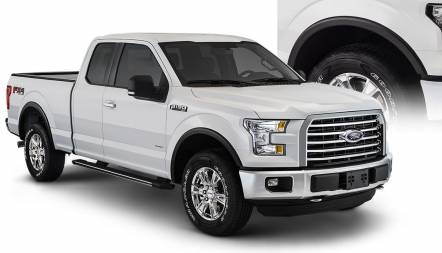 Bushwacker - Bushwacker Fender Flares,Ford (2015) F-150 Set of 4(OE Style)