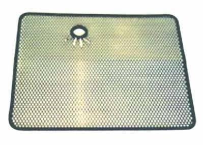 Rugged Ridge - Radiator Bug Shield, Stainless Steel; 87-95 Jeep Wrangler YJ