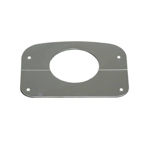 Rugged Ridge - Rugged Ridge Steering Column Cover, Stainless Steel (1976-86) Jeep CJ Models