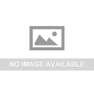 Rugged Ridge - Hinge Kit, Black Chrome; 87-95 Jeep Wrangler YJ