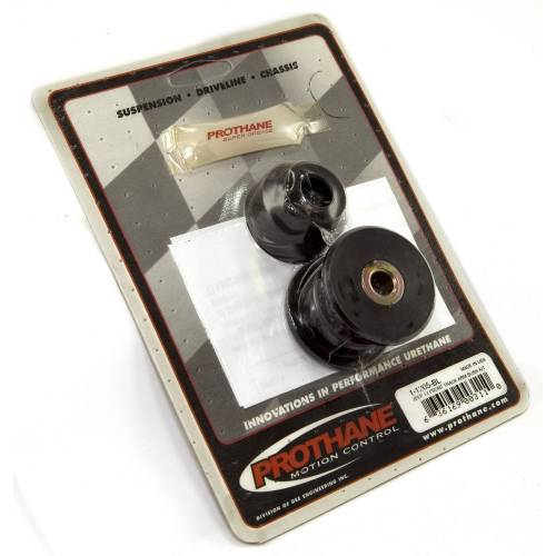Rugged Ridge - Rugged Ridge Track Bar Bushings, Black, Front (1997-06) Jeep Wrangler TJ