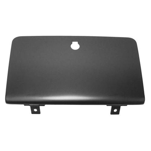 Rugged Ridge - Glove Box Door, Black; 72-86 Jeep CJ Models