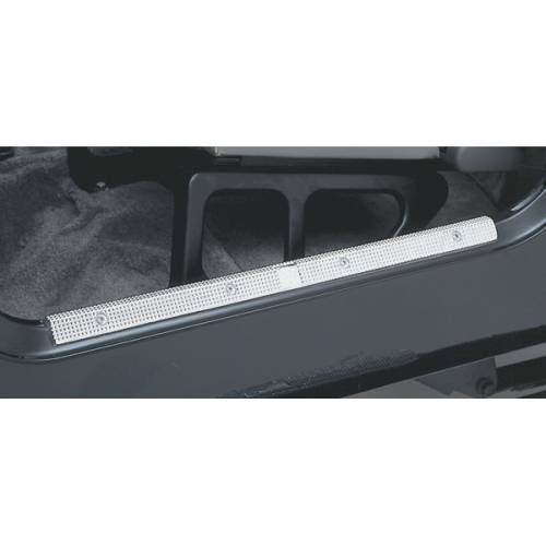 Rugged Ridge - Rugged Ridge Door Entry Guards, Aluminum (1997-06) Jeep Wrangler TJ