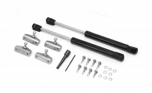 Rugged Ridge - Hood Lift Kit; 84-01 Jeep Cherokee XJ