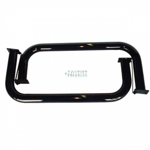 Rugged Ridge - Rugged Ridge Tube Bars, Black (1976-86) Jeep CJ7