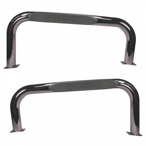 Rugged Ridge - Rugged Ridge Tube Bars, Stainless Steel (1976-83) Jeep CJ Models