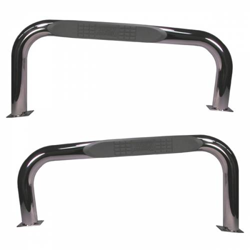 Rugged Ridge - Rugged Ridge Tube Bars, Stainless Steel (1976-86) Jeep CJ Models