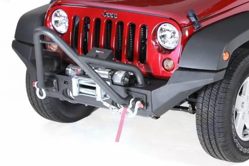 Rugged Ridge - Rugged Ridge XHD High Clearance Bumper Ends (2007-15) Jeep Wrangler JK