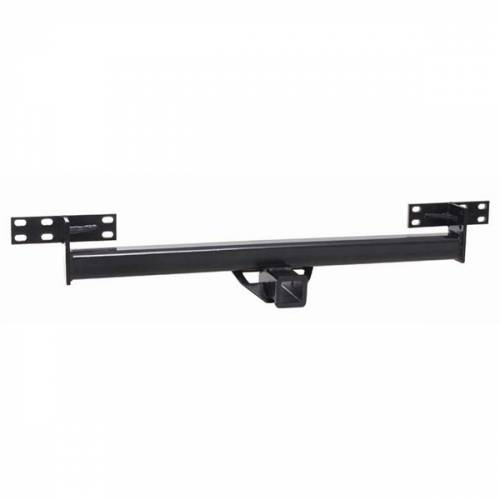 Rugged Ridge - Receiver Hitch for Rear Tube Bumpers; 87-06 Jeep Wrangler YJ/TJ