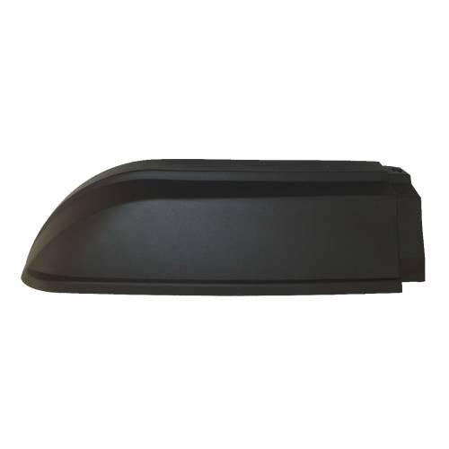 Rugged Ridge - Left Fender Flare Extension; 87-95 Jeep Wrangler YJ