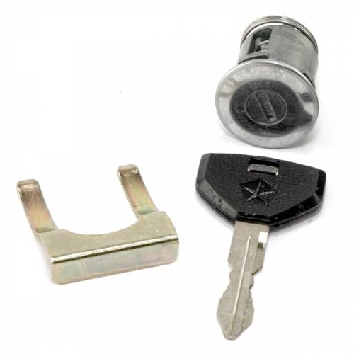 Omix-ADA - Door Lock Cylinder; 93-94 Jeep Models