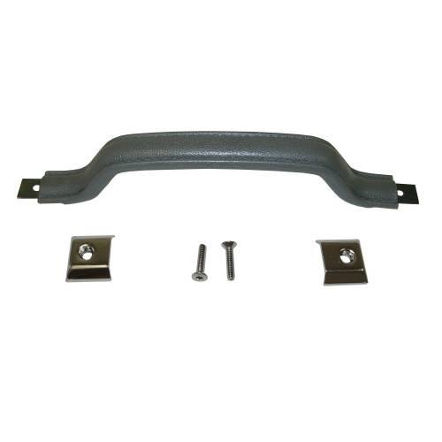 Omix-ADA - Interior Door Handle Kit, Gray; 87-95 Jeep Wrangler YJ