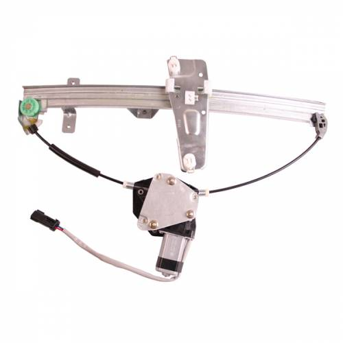 Omix-ADA - Left Rear Window Regulator; 06-07 Jeep Liberty KJ