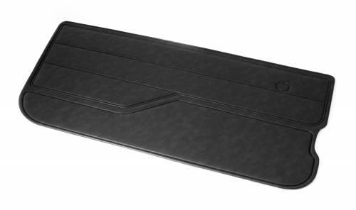 Omix-ADA - Door Panel, Left, Black; 82-95 Jeep CJ/Wrangler YJ