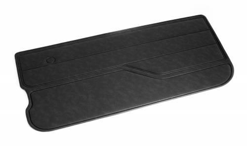 Omix-ADA - Door Panel, Right, Black; 82-95 Jeep CJ/Wrangler YJ
