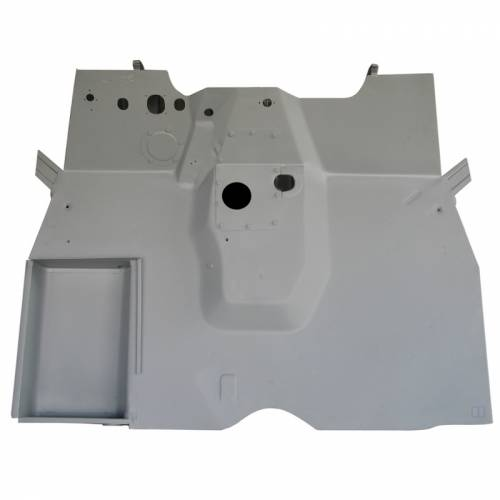 Omix-ADA - Front Floor Panel; 41-45 Willys MB and Ford GPW