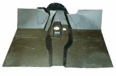 Omix-ADA - Front Floor Panel; 55-69 Jeep CJ5