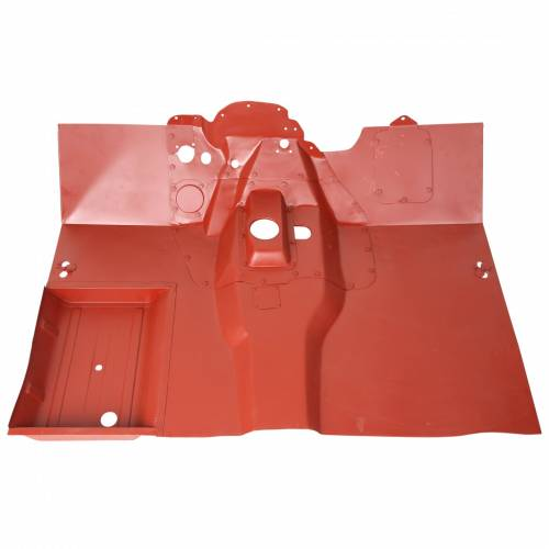 Omix-ADA - Floor Panel, Front; 52-71 Willys M38-A1