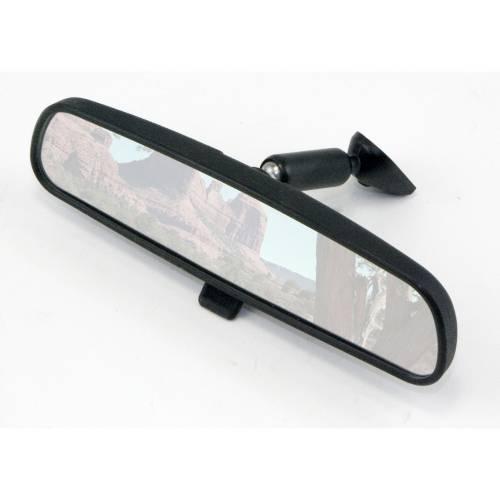 Omix-ADA - Rear-View Mirror; 72-02 Jeep CJ/Wrangler YJ/TJ
