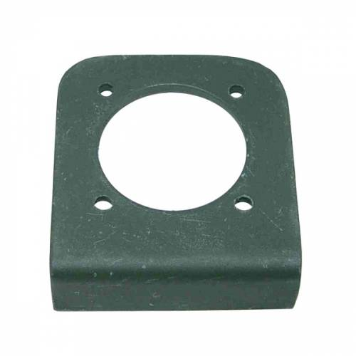 Omix-ADA - Radio Receptacle Bracket; 50-52 Willys M38s