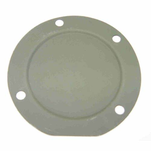 Omix-ADA - Master Cylinder Access Plate; 50-52 Willys M-38