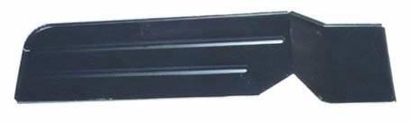 Omix-ADA - Left Side Upper Rear Wheel Well; 49-53 Willys CJ3A