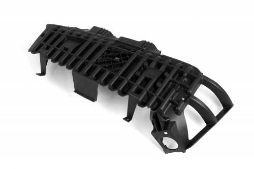 Rugged Ridge - Right Fender Flare Support Bracket; 07-15 Jeep Wrangler JK