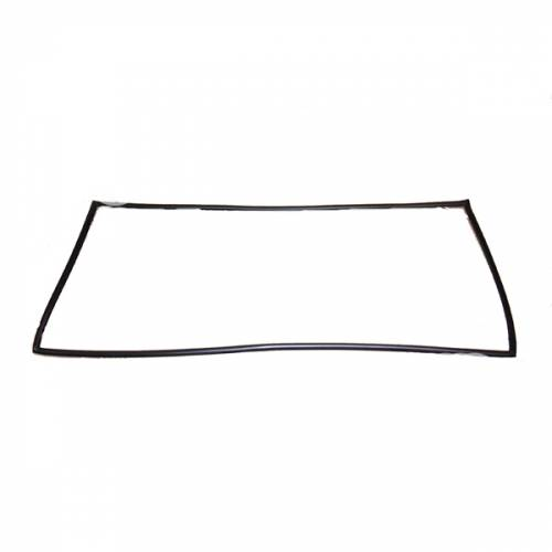 Omix-ADA - One Piece Windshield Molding; 94-01 Jeep Cherokee XJ
