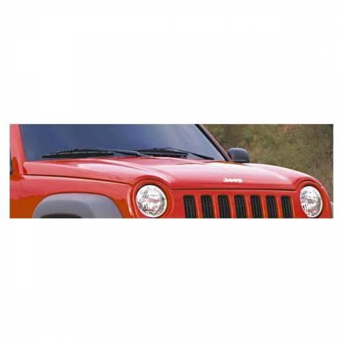 Omix-ADA - Hood; 02-04 Jeep Liberty KJ