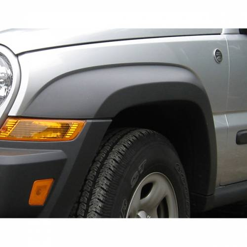 Omix-ADA - Front Fender, Left; 02-04 Jeep Liberty KJ