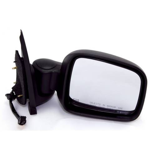 Omix-ADA - Right Side Black Power Heated Mirror; 02-07 Jeep Liberty KJ