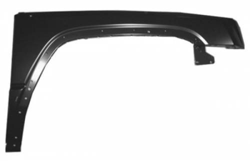 Omix-ADA - Front Fender, Right; 06-10 Jeep Commanders