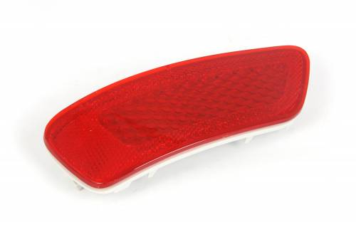 Omix-ADA - Rear Bumper Reflector, Left; 11-13 Jeep Compass and Grand Cherokee