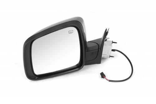 Omix-ADA - Left Side Heated Mirror; 11-13 Jeep Grand Cherokee