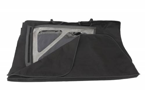 Rugged Ridge - Rugged Ridge Window Storage Bag (2007-15) Jeep Wrangler JK
