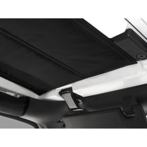 Rugged Ridge - Hardtop Insulation Kit; 07-10.5 Jeep Wrangler JK, 2-Door