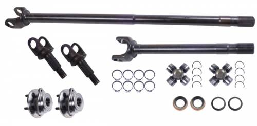 Alloy USA - Alloy USA Axle Shaft Kit (1992-06) Jeep Cherokee XJ Wrangler TJ, Grande 30 Front