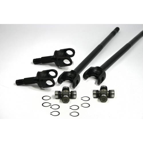 Alloy USA - Alloy USA Axle Shaft Kit (2003-06) Jeep Wrangler Rubicon, for Dana 44 Front